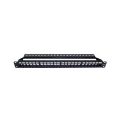 Atras blank 24 port patch panel